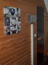 <p>Ingang sauna</p>
